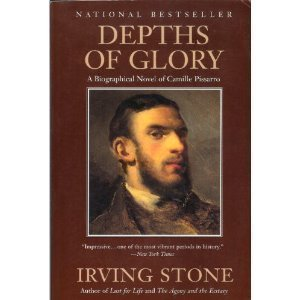 9780452275010: Depths of Glory: A Biographical Novel of Camille Pisarro