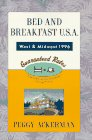 9780452275164: Bed and Breakfast USA 1996 west and midwest (Annual)
