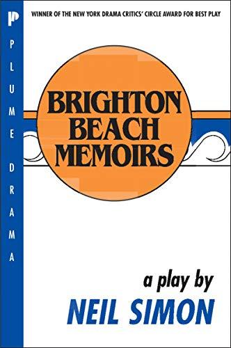 9780452275287: Brighton Beach Memoirs
