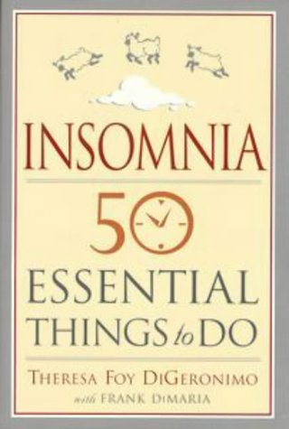 9780452276369: Insomnia: 50 Essential Things To Do