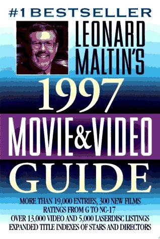 Leonard Maltin's Movie and Video Guide 1997: Leonard Maltin