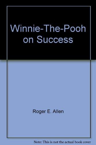 9780452278141: Winnie-The-Pooh on Success