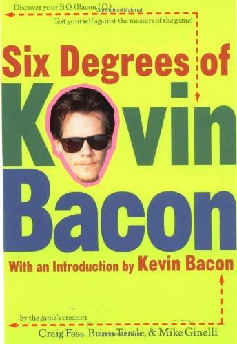 9780452278448: Six Degrees of Kevin Bacon