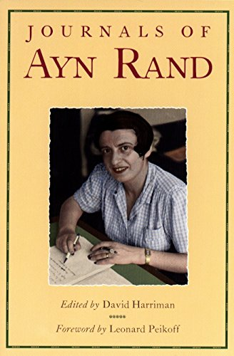 The Journals of Ayn Rand (Paperback): Ayn Rand