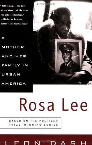 9780452278967: Rosa Lee: A Mother and Her Family in Urban America