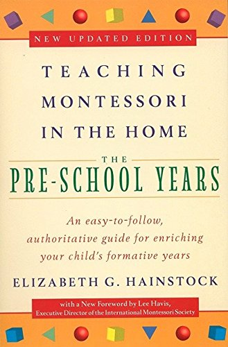 9780452279094: Teaching Montessori in the Home: Pre-School Years: The Pre-School Years