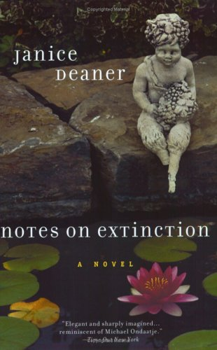 9780452279742: Notes on Extinction