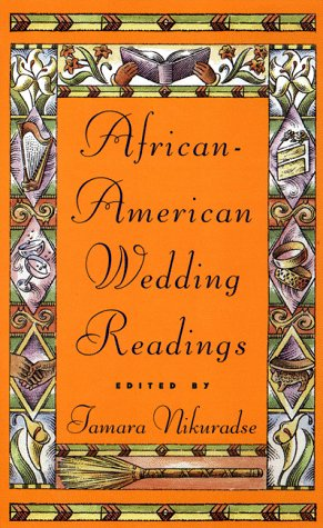 9780452280236: African-American Wedding Readings