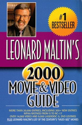 Leonard Maltin's Movie & Video Guide 2000: Leonard Maltin