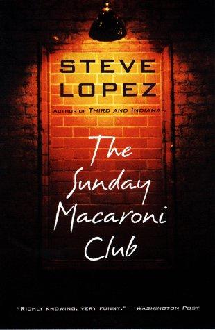 9780452281387: Sunday Macaroni Club