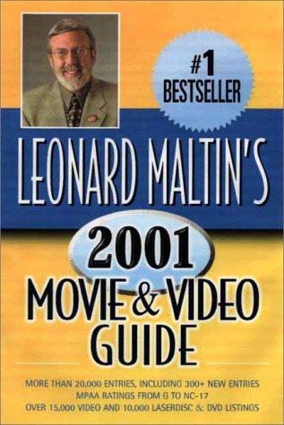 Leonard Maltin's Movie and Video Guide 2001 (Leonard Maltin's Movie Guide): Maltin, ...