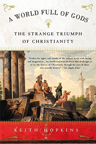 A World Full of Gods: The Strange: Hopkins, Keith