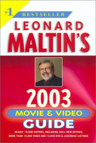 9780452283299: Leonard Maltin's Movie and Video Guide 2003