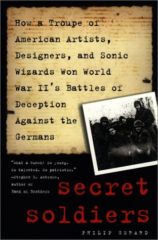 Secret Soldiers (0452283884) by Philip Gerard
