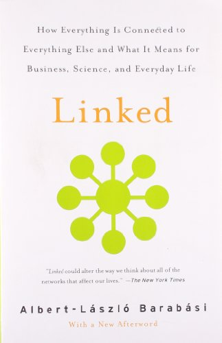 9780452284395: Linked: How Everything Is Connected to Everything Else and What It Means for Business, Science, and Everyday Life