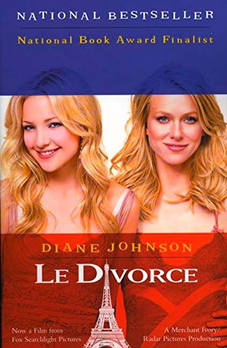 Le Divorce (9780452284487) by Diane Johnson