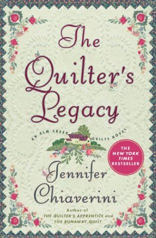 9780452284678: The Quilter's Legacy (Elm Creek Quilts Series #5)