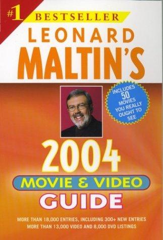 9780452284784: Leonard Maltin's Movie and Video Guide 2004