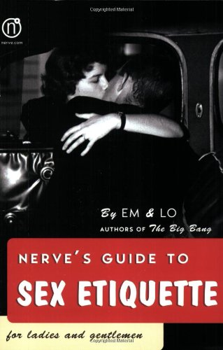 9780452285095: Nerve's Guide to Sex Etiquette for Ladies and Gentlemen: