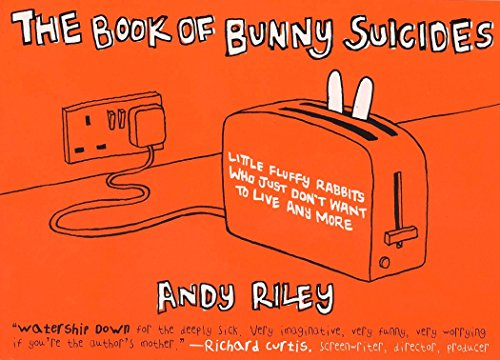 9780452285187: The Book of Bunny Suicides: Little Fluffy Rabbits Who Just Don't Want to Live Anymore