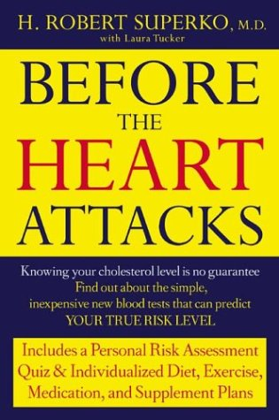 9780452285262: Before the Heart Attacks: A Revolutionary Approach to Detecting, Preventing, and EvenReversing Heart Dise