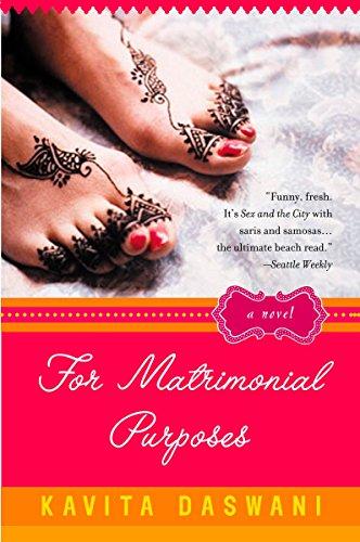 9780452285521: For Matrimonial Purposes