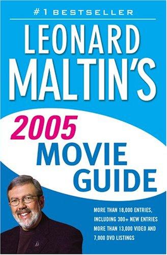 Leonard Maltin's Movie Guide 2005: Maltin, Leonard