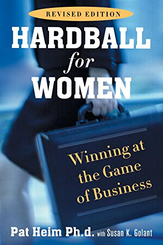9780452286412: Hardball for Women: Winning at the Game of Business