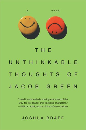 9780452286702: The Unthinkable Thoughts of Jacob Green: A Novel