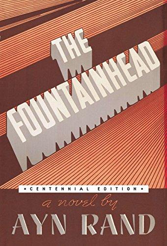 9780452286757: The Fountainhead (Centennial Edition HC)