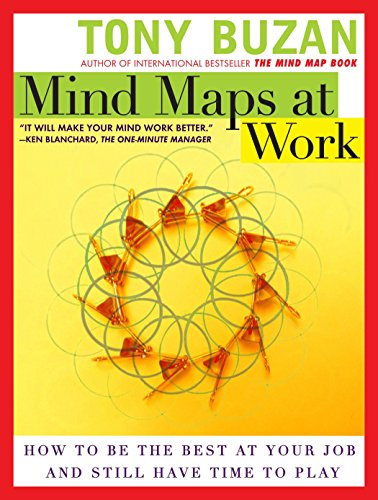 9780452286825: Mind Maps at Work: How to Be the Best at Your Job and Still Have Time to Play
