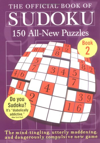 The Official Book of Sudoku : Book: Plume