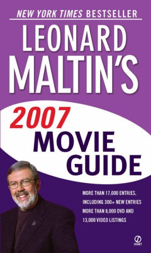 9780452287563: Leonard Maltin's Movie Guide 2007 (Plume Paperback)