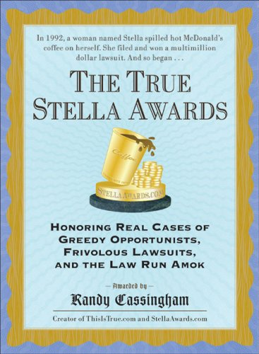9780452287716: The True Stella Awards