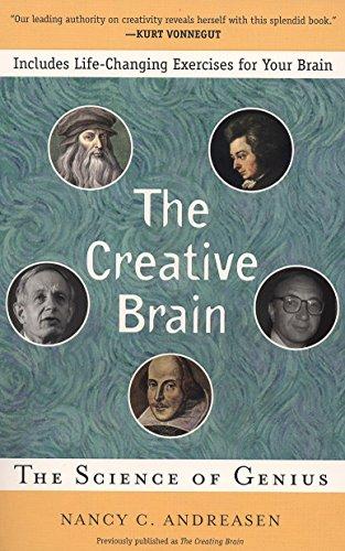 9780452287815: The Creative Brain: The Science of Genius