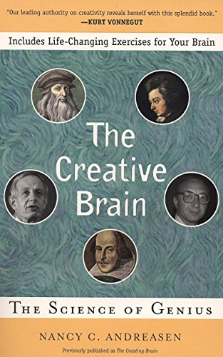 9780452287815: The Creative Brain: The Science of Genius