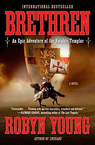 9780452288331: Brethren: An Epic Adventure of the Knights Templar (Brethren Trilogy)