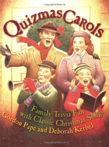 9780452288751: Quizmas Carols: Family Trivia Fun with Classic Christmas Songs