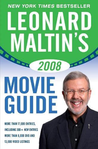 9780452288935: Leonard Maltin's Movie Guide 2008