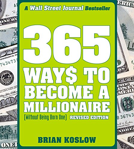 9780452288966: 365 Ways to Become a Millionaire: (Without Being Born One)