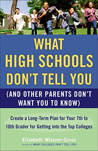 9780452289529: What High Schools Don't Tell You, and Other Parents Don't Want You to Know
