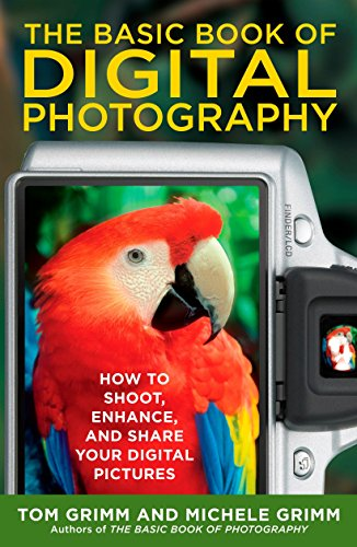 9780452289550: The Basic Book of Digital Photography: How to Shoot, Enhance, and Share Your Digital Pictures