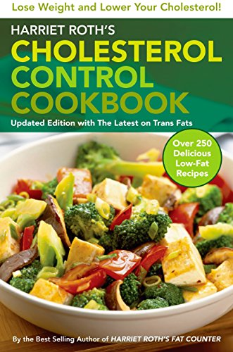 9780452289680: Harriet Roth's Cholesterol Control Cookbook