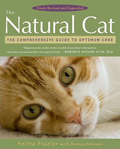 9780452289758: The Natural Cat: The Comprehensive Guide to Optimum Care