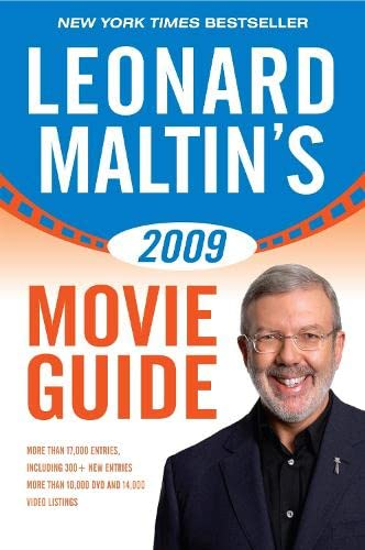 9780452289789: Leonard Maltin's 2009 Movie Guide (Leonard Maltin's Movie Guide)