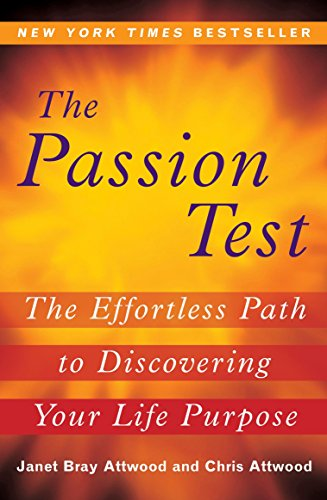 9780452289857: The Passion Test: The Effortless Path to Discovering Your Life Purpose