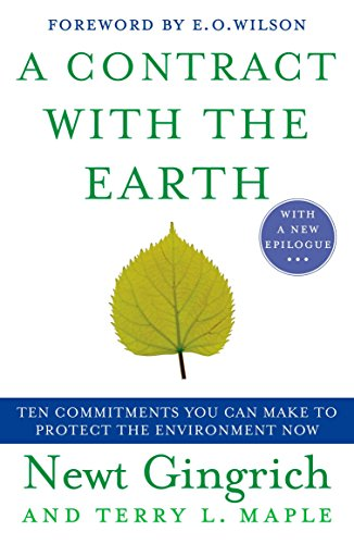 9780452289925: A Contract with the Earth: Ten Commitments You Can Make to Protect the Environment Now