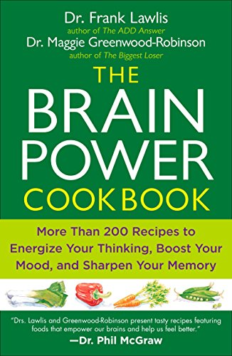 9780452290136: The Brain Power Cookbook: More Than 200 Recipes to Energize Your Thinking, Boost YourMood, and Sharpen You r Memory