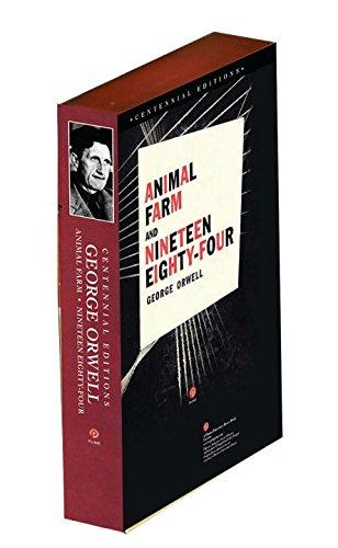 9780452294462: Animal Farm and 1984, Centennial Editions