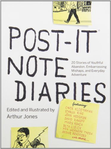 9780452294578: Post-It Note Diaries 6-Copy Counter Display